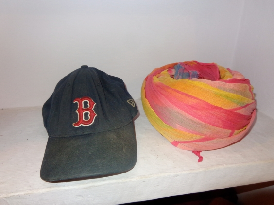 Boston cap and Jodhpur turban